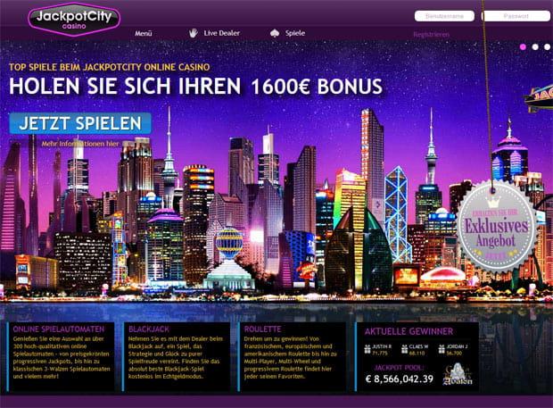 online casino city jetzt pielen
