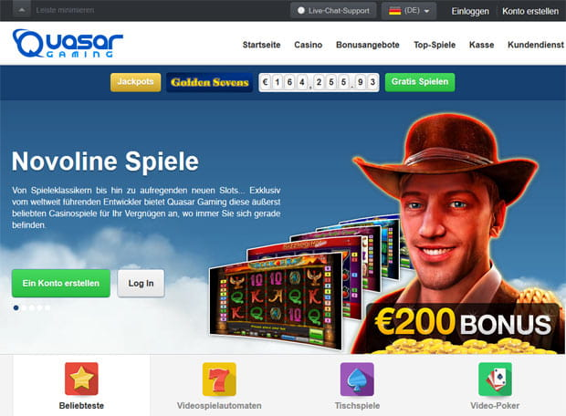 online casino software quarsar
