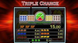Triple Chance Strategie